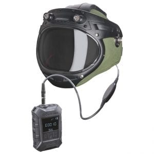 Bomb Suit Communications