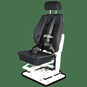 Blast Attenuation Seats