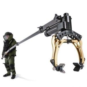 Telescopic Manipulator